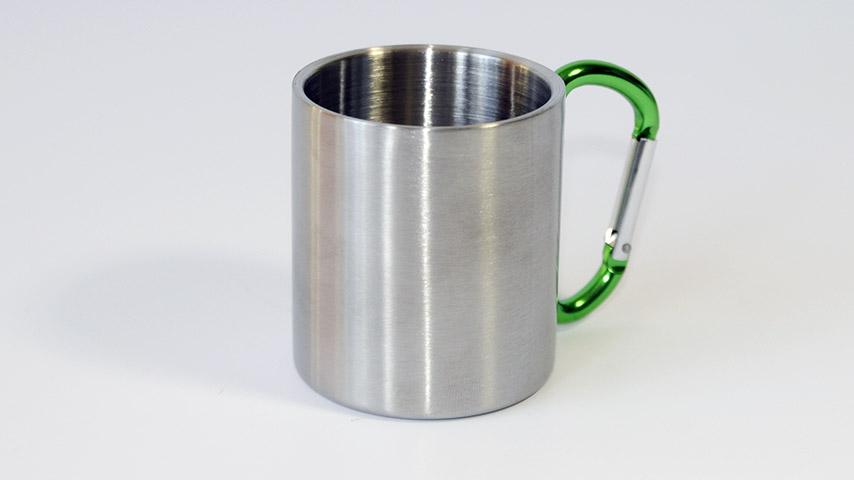 Kubek aluminiowy